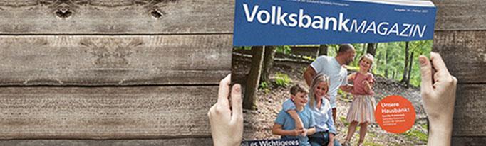 Volksbank Magazin - Unser Magazin für Mitglieder und Kunden der Volksbank Heinsberg eG