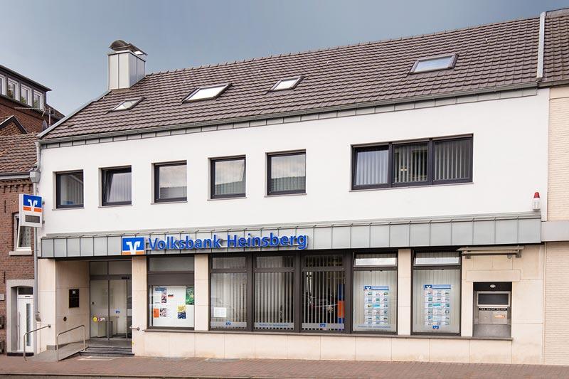 Volksbank Heinsberg eG, Kompetenzzentrum Gangelt, Bruchstraße 2, 52538 Gangelt