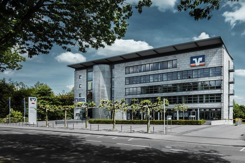 Volksbank Heinsberg eG, Kompetenzzentrum Heinsberg - Siemensstraße 5, 52525 Heinsberg