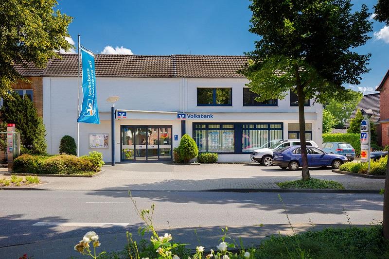 Volksbank Heinsberg eG,Filiale Birgden, Bahnhofstraße 63, 52538 Gangelt