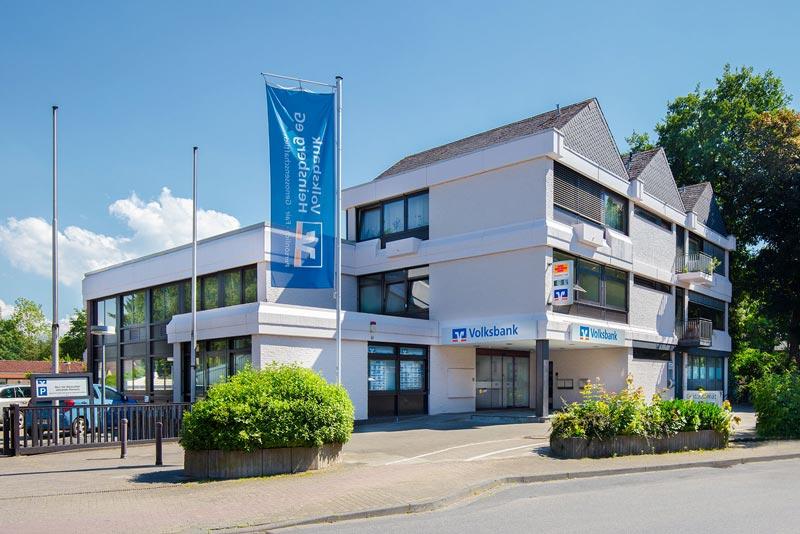 Volksbank Heinsberg eG, Filiale Oberbruch, Boos-Fremery-Straße 33, 52525 Heinsberg