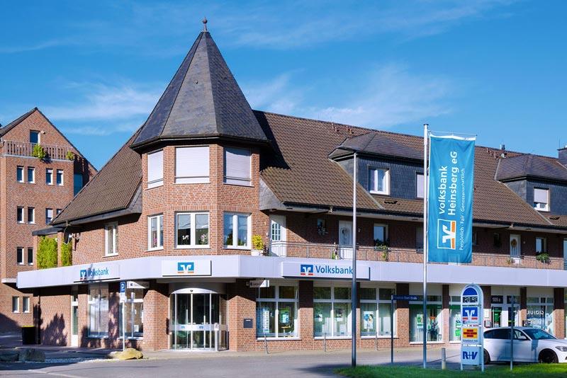 Volksbank Heinsberg eG, Filiale Übach, Friedrich-Ebert-Straße 107, 52531