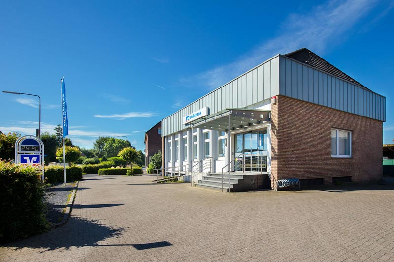 Volksbank Heinsberg eG, Filiale Waldfeucht, Brabanter Straße 21, 52525 Waldfeucht