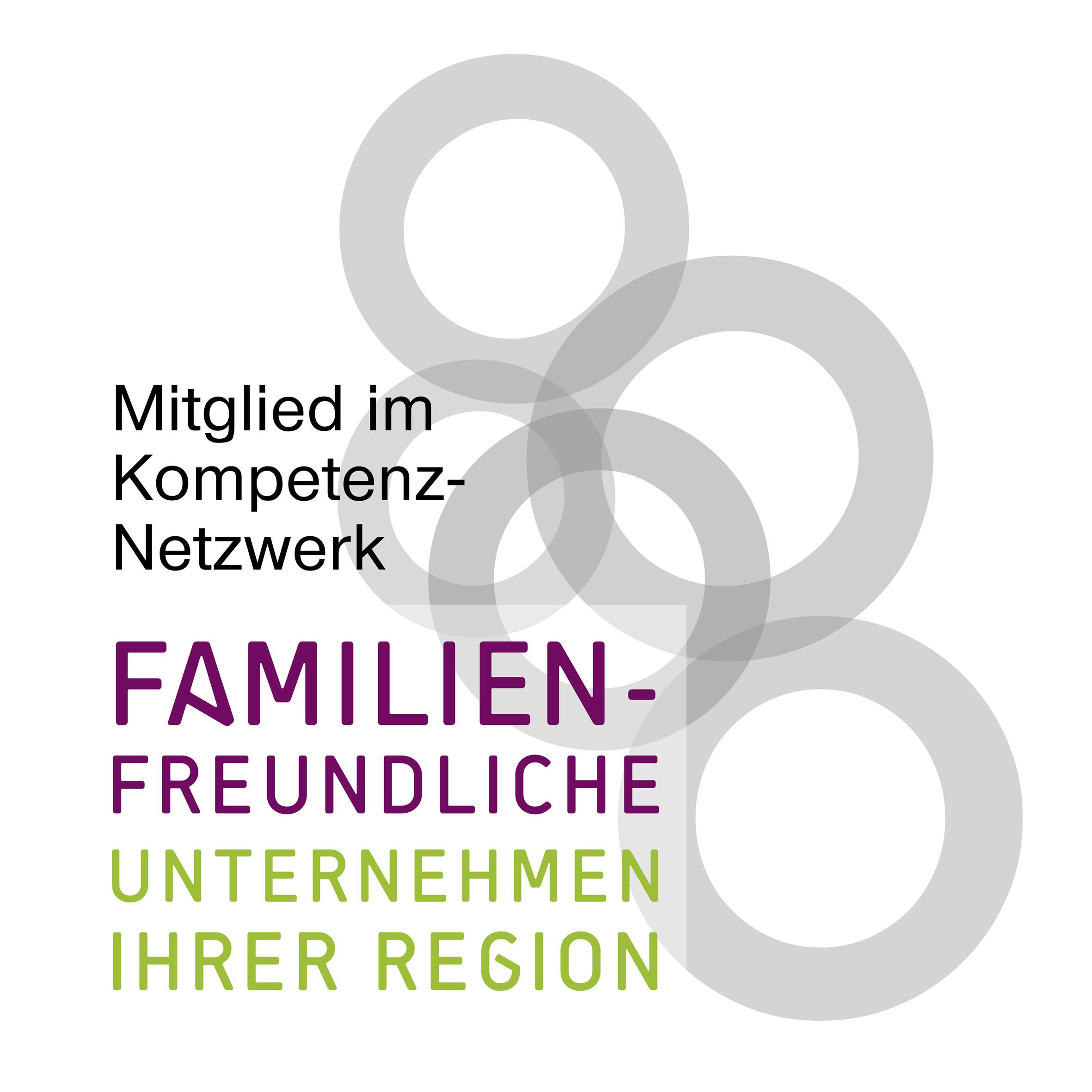 Familienfreundliche Unternehmen ihrer Region