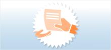 2. Schritt: Angaben mit dem Formular in einer Filiale Ihrer Volksbank Heinsberg eG abgeben