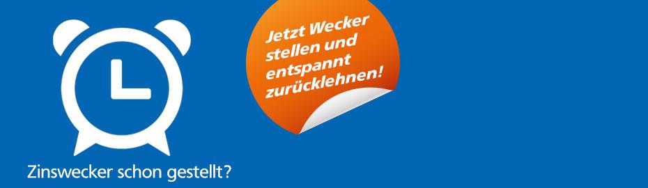 Zinswecker